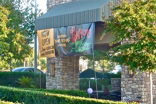 Da Bayou Restaurant