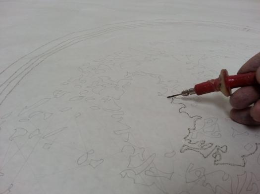 Pattern-perforation