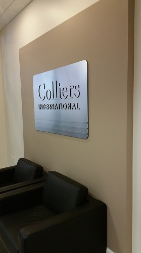 colliers office dimensional logo