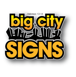 Southern California Custom Sign Shop – Big City Signs